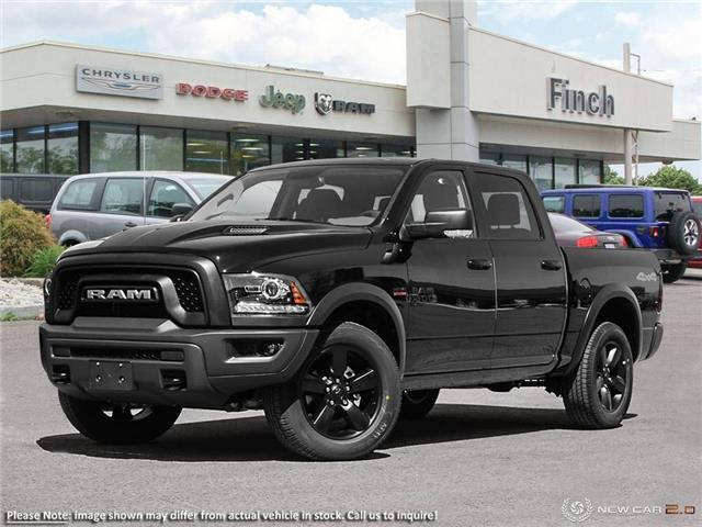 2020 RAM 1500 Classic SLT (Stk: 98395) in London - Image 1 of 24