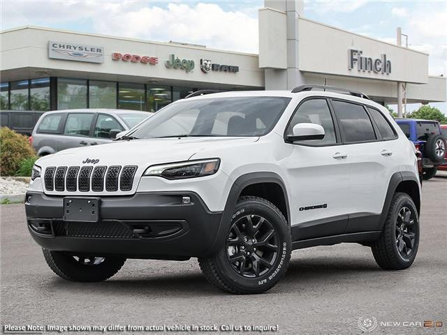 2020 Jeep Cherokee Sport (Stk: 97646) in London - Image 1 of 24