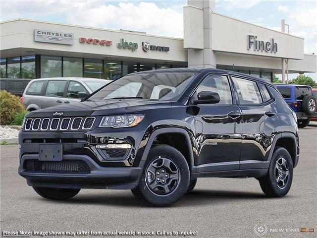 2020 Jeep Compass Sport (Stk: 97155) in London - Image 1 of 24