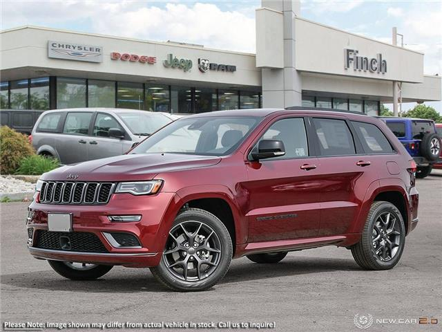 2020 Jeep Grand Cherokee Limited (Stk: 99081) in London - Image 1 of 24