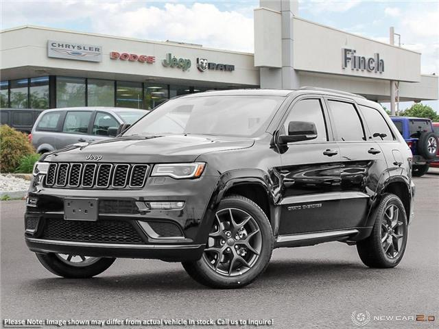 2020 Jeep Grand Cherokee Limited (Stk: 99101) in London - Image 1 of 24