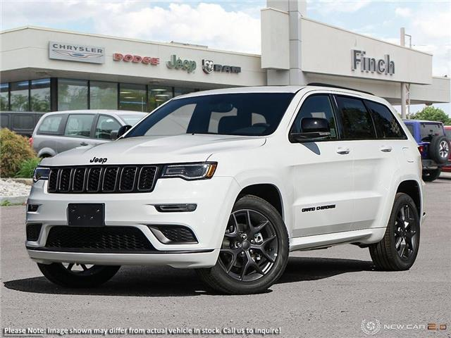 2020 Jeep Grand Cherokee Limited (Stk: 99115) in London - Image 1 of 24