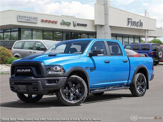 2020 RAM 1500 Classic SLT (Stk: 99239) in London - Image 1 of 23