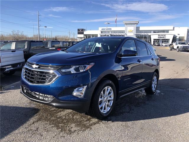 2020 Chevrolet Equinox LT (Stk: L6111570) in Calgary - Image 1 of 16
