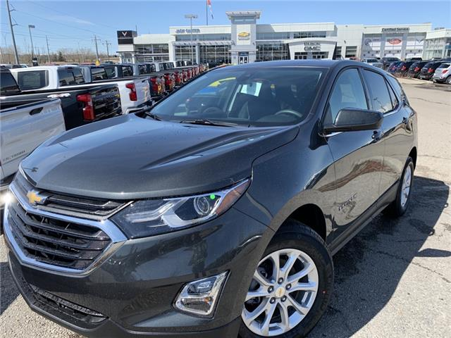 2020 Chevrolet Equinox LT (Stk: L6243292) in Calgary - Image 1 of 17