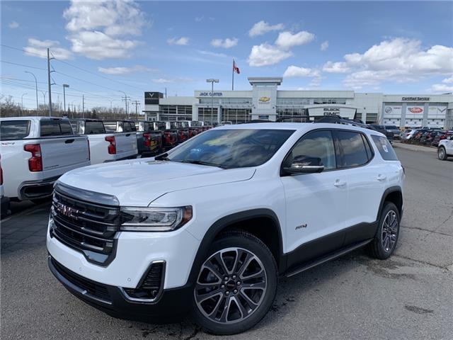 2020 GMC Acadia AT4 (Stk: LZ134630) in Calgary - Image 1 of 20