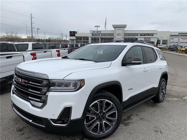 2020 GMC Acadia AT4 (Stk: LZ204857) in Calgary - Image 1 of 24