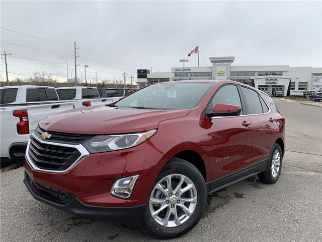 2020 Chevrolet Equinox LT (Stk: L6245908) in Calgary - Image 1 of 20