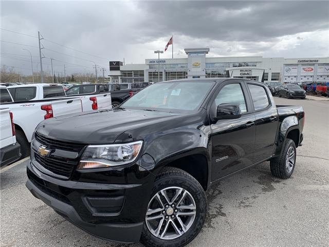 2020 Chevrolet Colorado WT (Stk: L1196753) in Calgary - Image 1 of 19