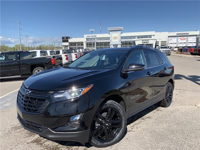 2020 Chevrolet Equinox LT (Stk: L6194962) in Calgary - Image 1 of 21