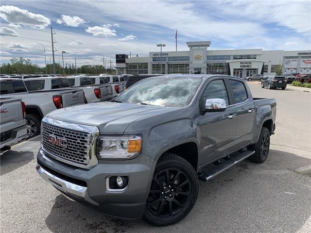 2020 GMC Canyon Denali (Stk: L1194527) in Calgary - Image 1 of 22
