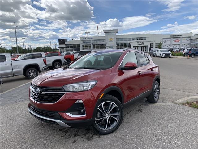 2020 Buick Encore GX Select (Stk: LB106319) in Calgary - Image 1 of 21