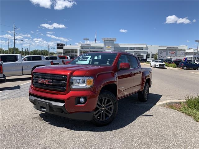 2020 GMC Canyon SLE (Stk: L1196398) in Calgary - Image 1 of 19