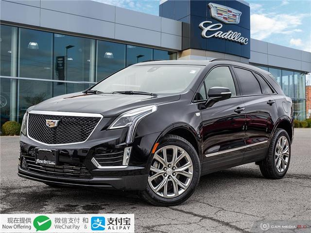 2020 Cadillac XT5 Sport (Stk: 150026) in London - Image 1 of 27