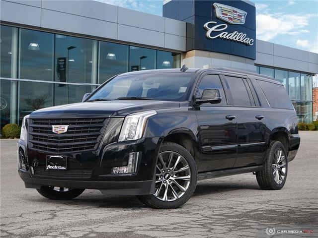2020 Cadillac Escalade ESV Platinum (Stk: 147622) in London - Image 1 of 27