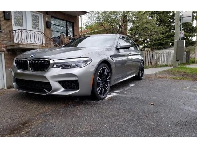 2018 BMW M5 Base (Stk: 150913) in London - Image 1 of 6