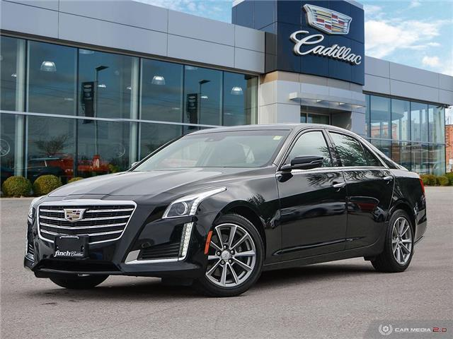 2018 Cadillac CTS 2.0L Turbo Luxury (Stk: 138415) in London - Image 1 of 27