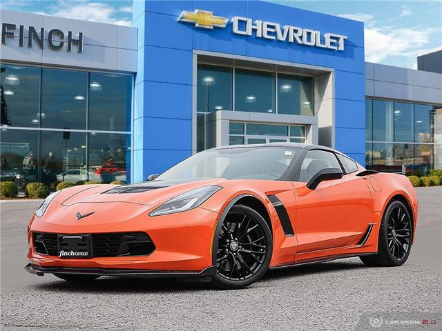 2019 Chevrolet Corvette Z06 (Stk: 151714) in London - Image 1 of 28