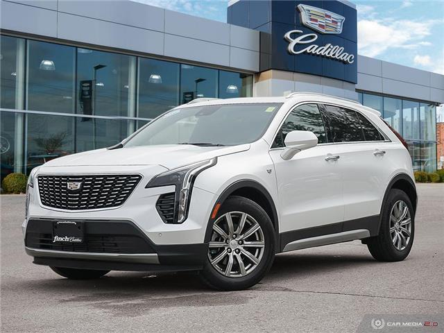 2019 Cadillac XT4 Premium Luxury (Stk: 146707) in London - Image 1 of 27