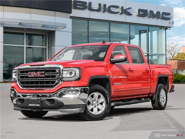 2018 GMC Sierra 1500 SLE (Stk: 141672) in London - Image 1 of 27