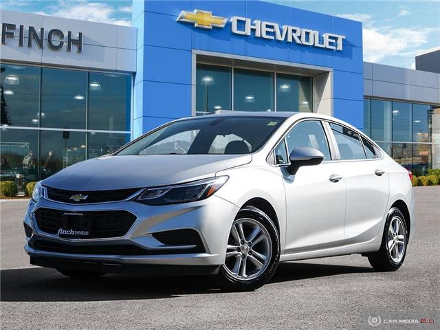 2017 Chevrolet Cruze LT Auto (Stk: 131732) in London - Image 1 of 28