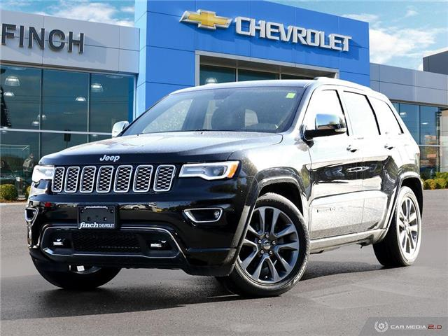 2017 Jeep Grand Cherokee Overland (Stk: 151820) in London - Image 1 of 28