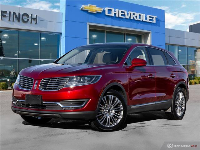 2018 Lincoln MKX Reserve (Stk: 152258) in London - Image 1 of 28