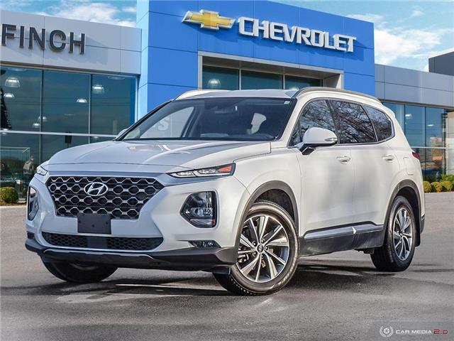2019 Hyundai Santa Fe  (Stk: 152276) in London - Image 1 of 28