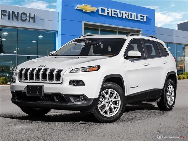 2016 Jeep Cherokee North (Stk: 152247) in London - Image 1 of 28