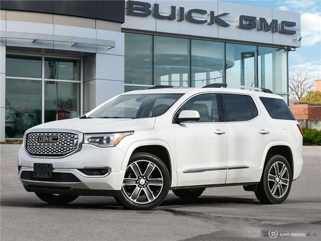 2017 GMC Acadia Denali (Stk: 152588) in London - Image 1 of 27