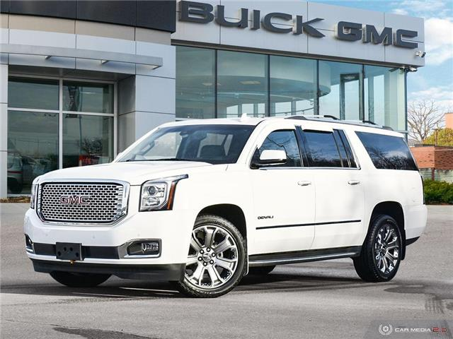 2016 GMC Yukon XL Denali (Stk: 152120) in London - Image 1 of 27
