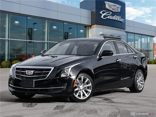 2018 Cadillac ATS 2.0L Turbo Base (Stk: 138659) in London - Image 1 of 27