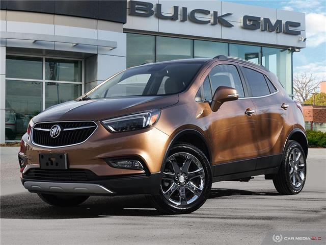 2017 Buick Encore Essence (Stk: 132762) in London - Image 1 of 27