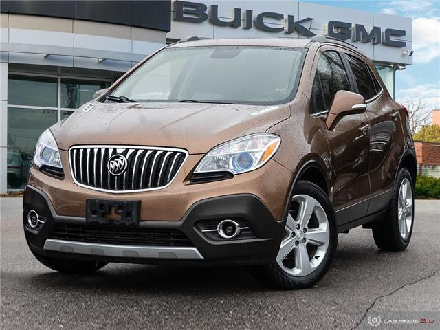 2016 Buick Encore Convenience (Stk: 130624) in London - Image 1 of 27