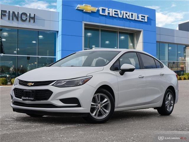2017 Chevrolet Cruze LT Auto (Stk: 132206) in London - Image 1 of 28