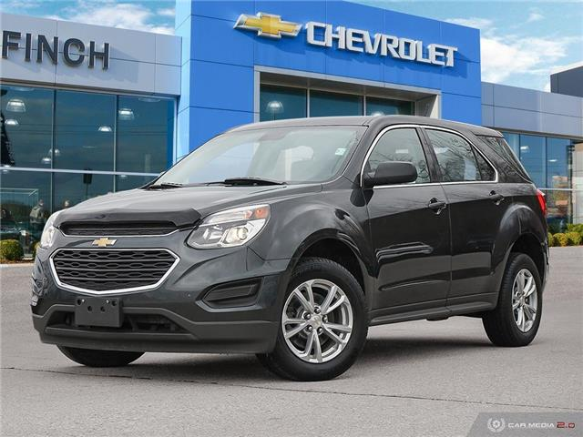 2017 Chevrolet Equinox LS (Stk: 132926) in London - Image 1 of 28