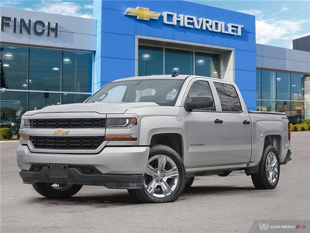 2018 Chevrolet Silverado 1500 Silverado Custom (Stk: 142171) in London - Image 1 of 28