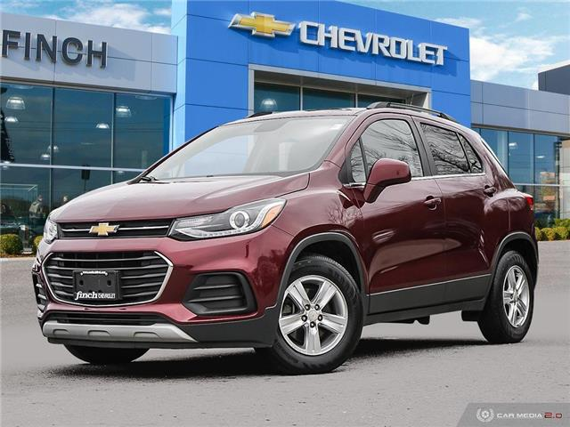 2017 Chevrolet Trax LT (Stk: 133687) in London - Image 1 of 28