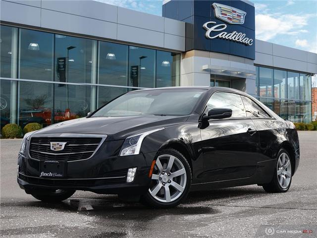 2015 Cadillac ATS 3.6L Performance (Stk: 124566) in London - Image 1 of 27