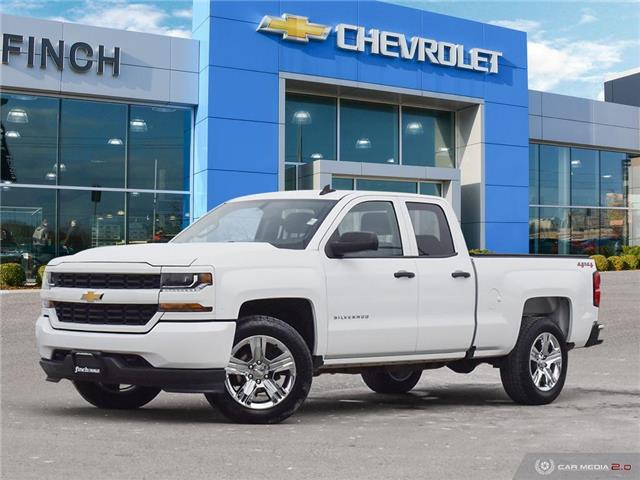 2018 Chevrolet Silverado 1500 Silverado Custom (Stk: 139911) in London - Image 1 of 28
