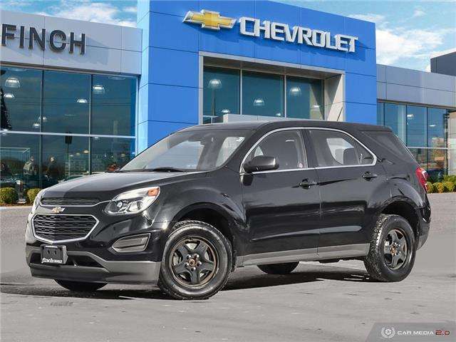 2017 Chevrolet Equinox LS (Stk: 133034) in London - Image 1 of 27