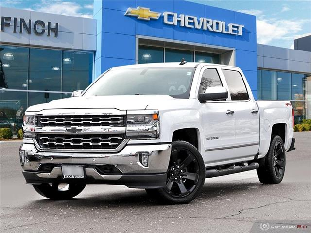 2018 Chevrolet Silverado 1500 1LZ (Stk: 141740) in London - Image 1 of 28