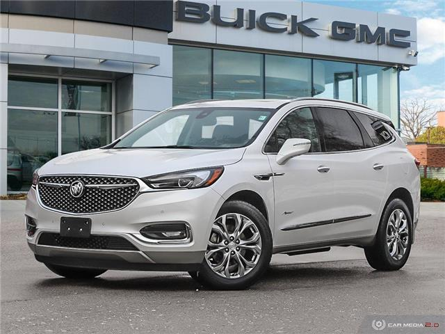 2018 Buick Enclave Avenir (Stk: 153358) in London - Image 1 of 27