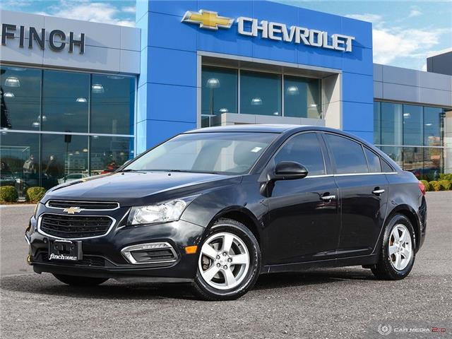 2016 Chevrolet Cruze Limited 2LT (Stk: 153333) in London - Image 1 of 28