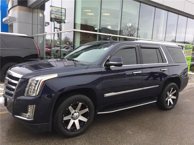 2017 Cadillac Escalade Premium Luxury (Stk: 153443) in London - Image 1 of 1