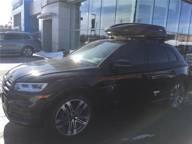 Used 2019 Audi SQ5 3.0T Technik PRESTIGE|AWD - London - Finch Chevrolet
