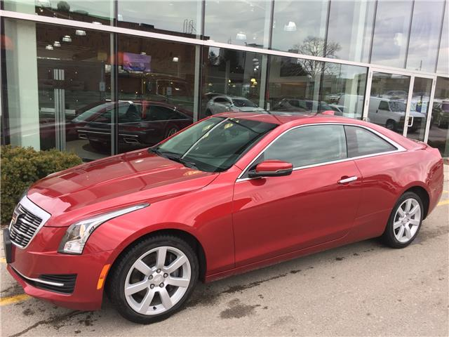 Used 2017 Cadillac ATS 2.0L Turbo Base 2.0L|TURBO|AWD|LEATHER|SUNROOF|WIRELESS CHARGING|REARVIEW CAMERA - London - Finch Chevrolet