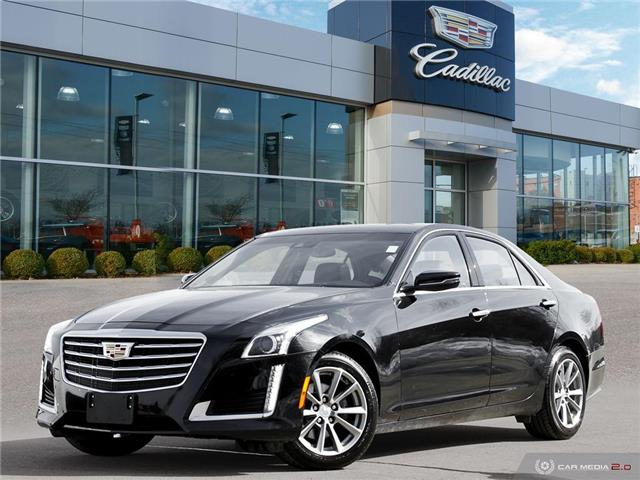 2018 Cadillac CTS 3.6L Luxury (Stk: 153731) in London - Image 1 of 27
