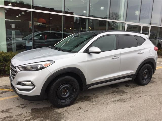 2017 Hyundai Tucson  (Stk: 153453) in London - Image 1 of 1