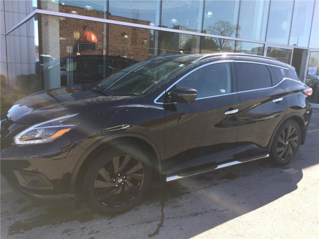 Used 2018 Nissan Murano Midnight Edition MIDNIGHT EDITION|AWD - London - Finch Chevrolet